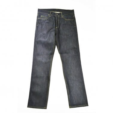Texas Merced II Jeans - Blue Rigid