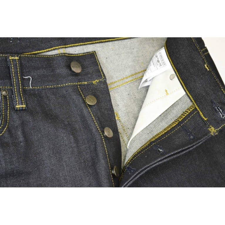 Carhartt WIP Texas Merced II Jeans - Blue Rigid