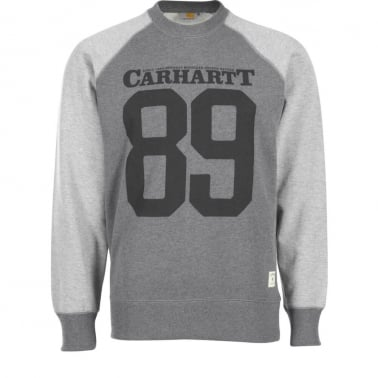 Timber Crewneck Sweatshirt - Dark Grey