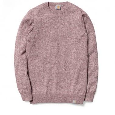 Toss Sweater - Cordovan