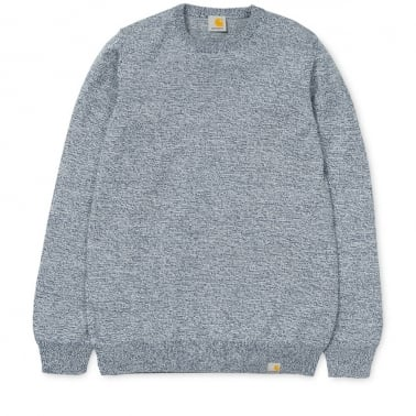 Toss Sweater - Metro Blue