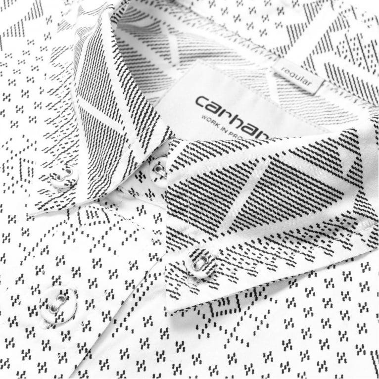 Carhartt WIP Trenton Assyut Short Sleeve Shirt
