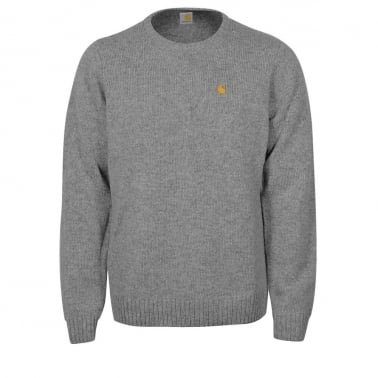 University Sweat - Dark Grey