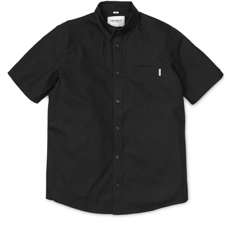 Carhartt WIP Wesley Short Sleeve Shirt