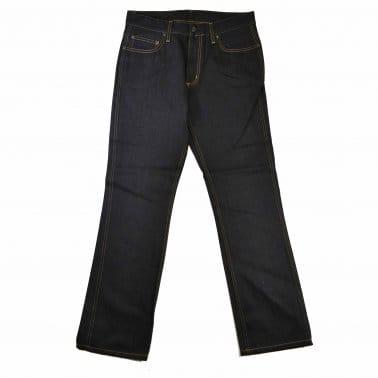 Western Otero Jeans - Blue Rigid