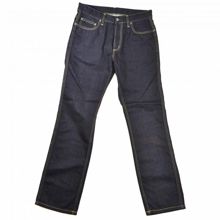 Carhartt WIP Western Otero Jeans - Blue Rinsed