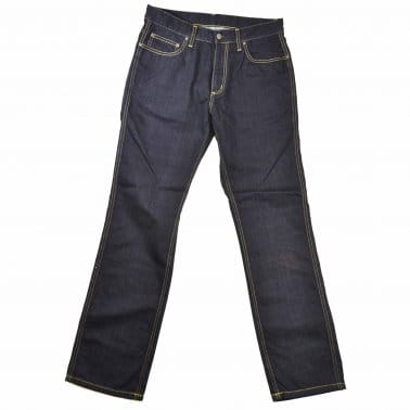 Western Otero Jeans - Blue Rinsed