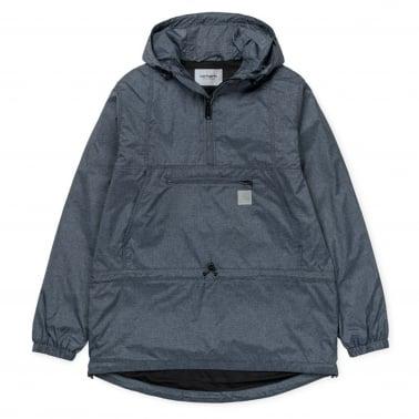 Wilson Pullover Jacket - Navy