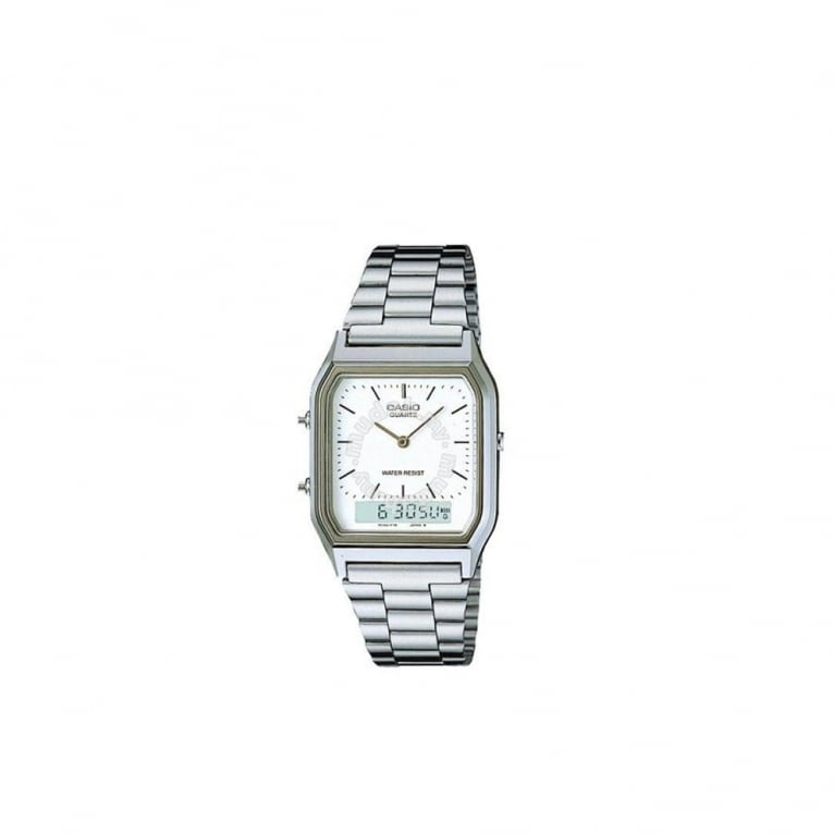 Casio Watches AQ-230A-7DMQYES - Silver