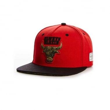 Blazin' Cap - Red/Black