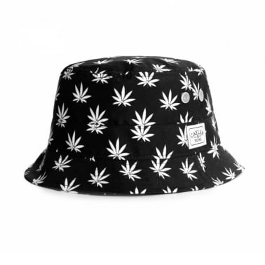 BuDZ n Stripes Bucket Black/White