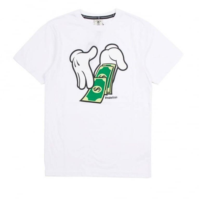 Cayler & Sons Rainmaker T-shirt - White/Green