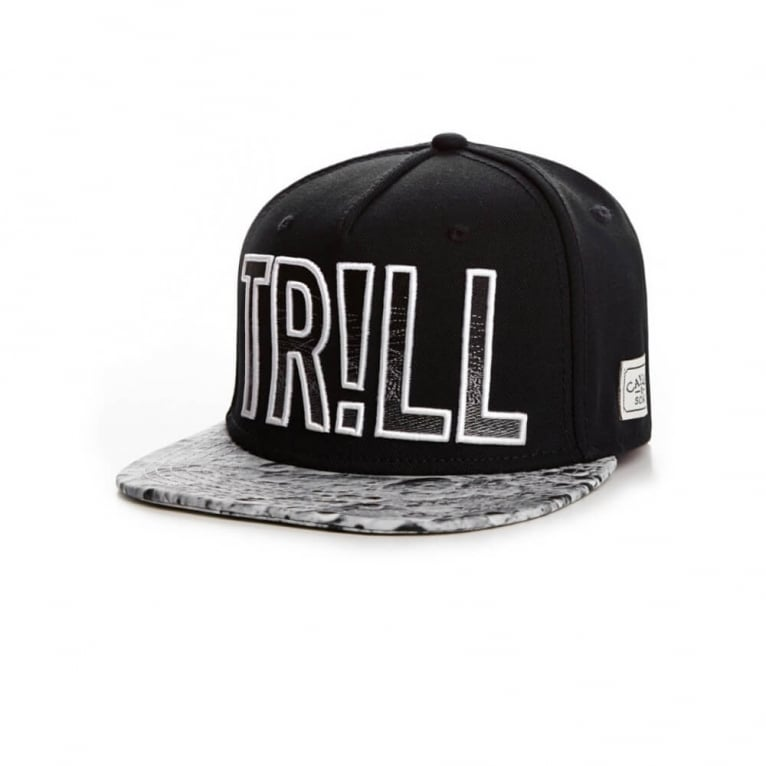 Cayler & Sons Trill Cap - Black