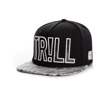 Trill Cap - Black