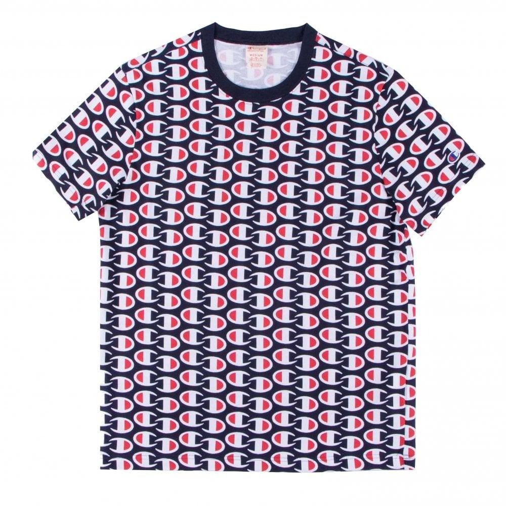 7ce065e9f3cc Champion C All Over Print T-Shirt