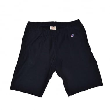 Loop-Back Basic Short - Navy