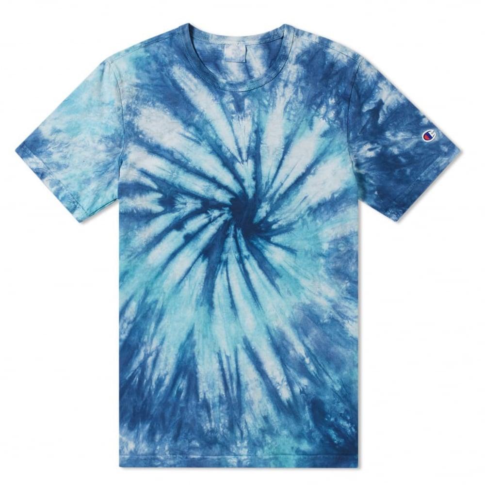 40facfc579fc Champion Tie Dye T-Shirt | Clothing | Natterjacks