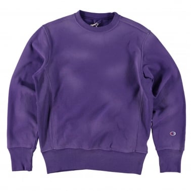 Washed Crewneck Sweatshirt