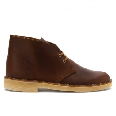 Desert Boot - Beeswax Leather