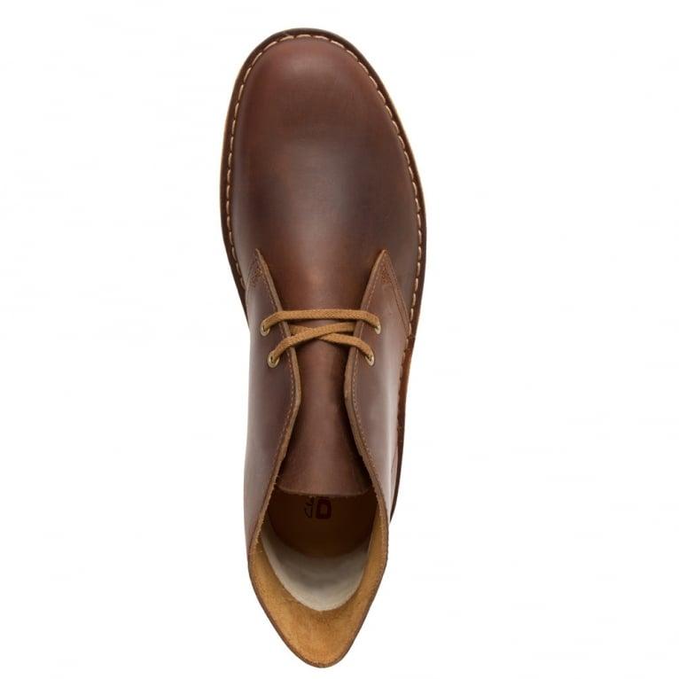 Clarks Originals Desert Boot - Beeswax Leather