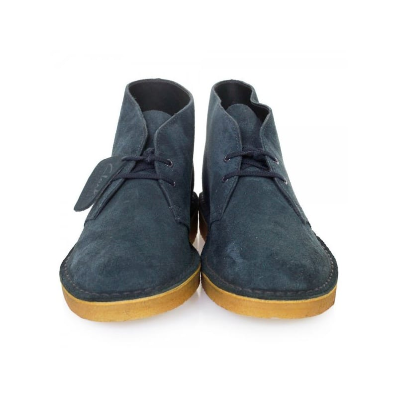Desert Boot Clarks Blue Natterjacks Midnight Suede H64Pqdw