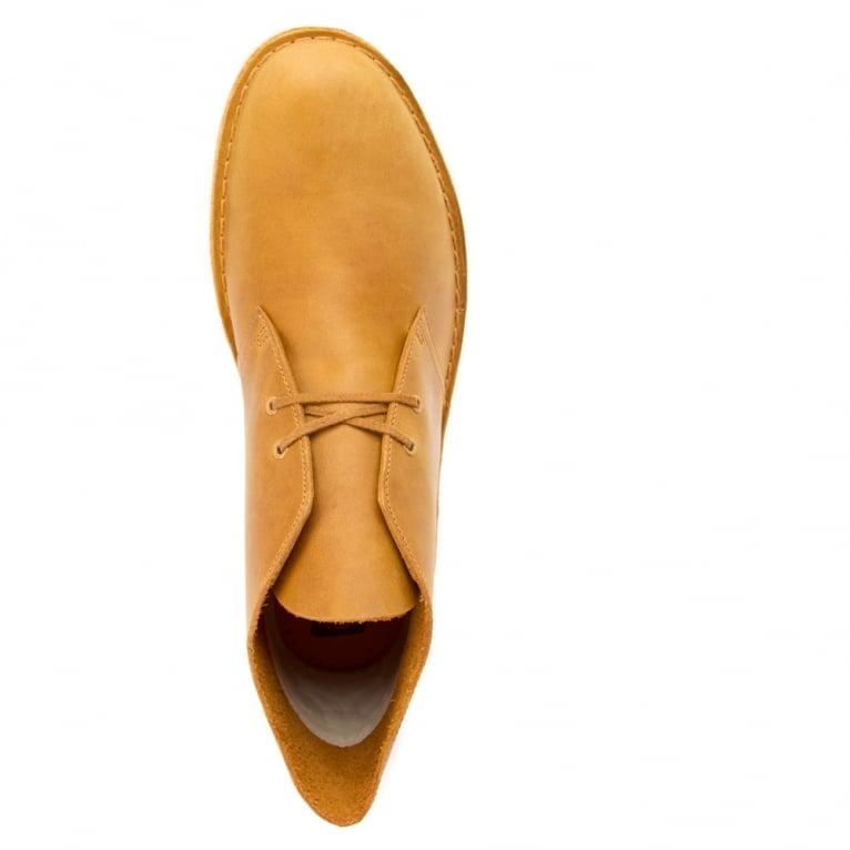 Clarks Originals Desert Boot - Mustard