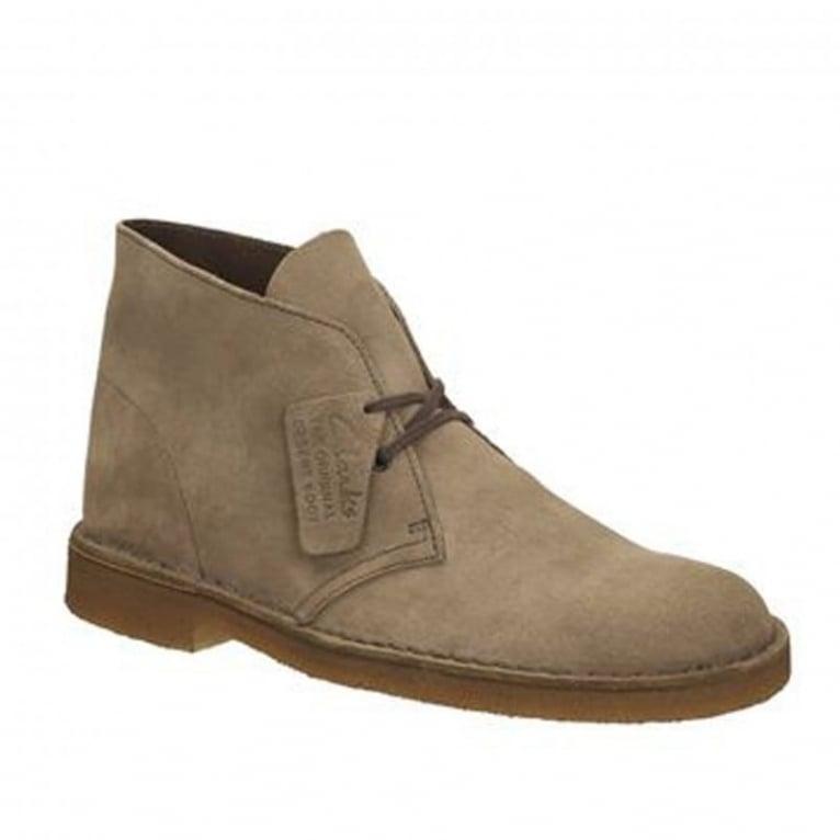 Clarks Originals Desert Boot Suede