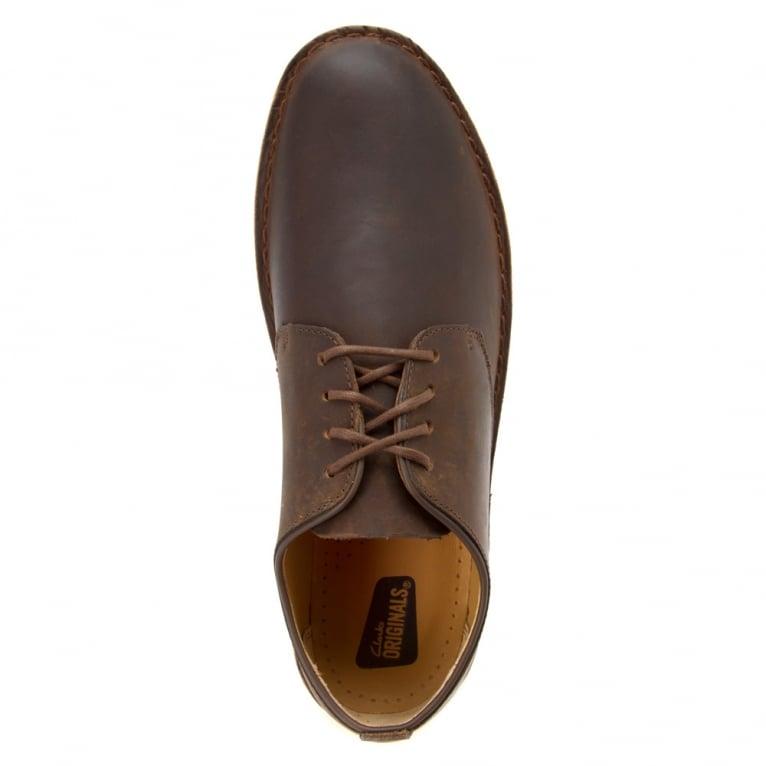 Clarks Originals Desert London Beeswax Leather - Beewax