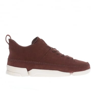 Trigenic Flex - Burgundy Suede