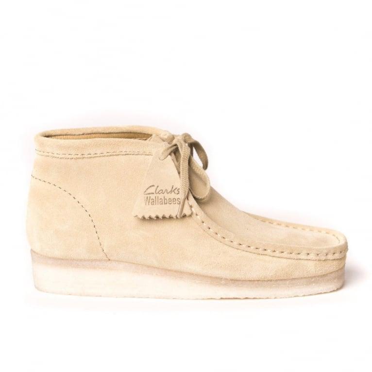 Clarks Originals Wallabee Suede Boots in LE16 Harborough for