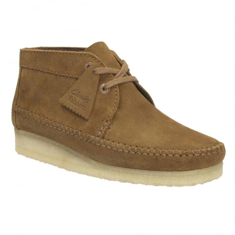 Clarks Originals Weaver Boot - Cola Suede