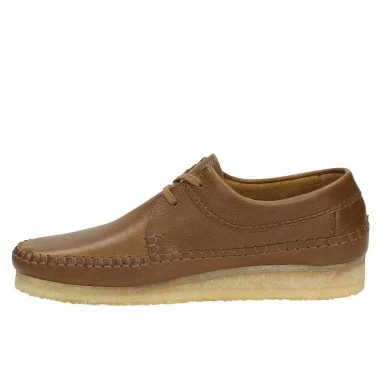 Clarks Originals Weaver Leather - Tan