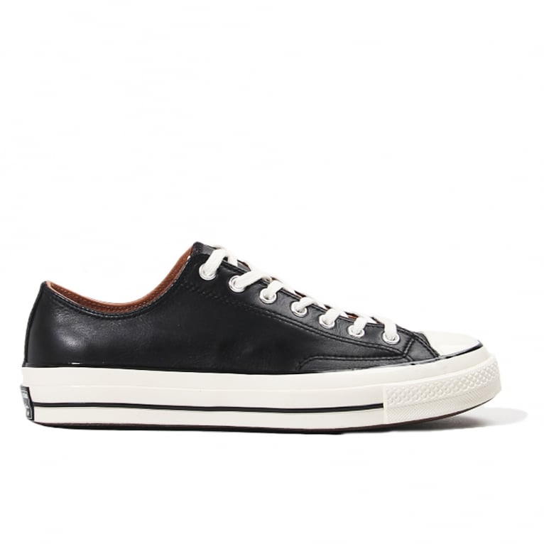 Converse All Star 70's Leather Ox - Black/Egret