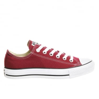 All Star Low - Maroon