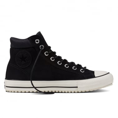 Chuck Taylor All Star Boot PC Hi - Almost Black