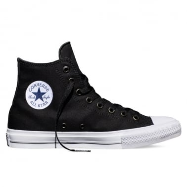 Chuck Taylor All Star II Hi - Black/White