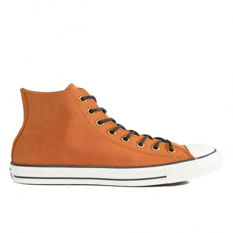 Converse Chuck Taylor All Star Leather Hi - Antique Sepia