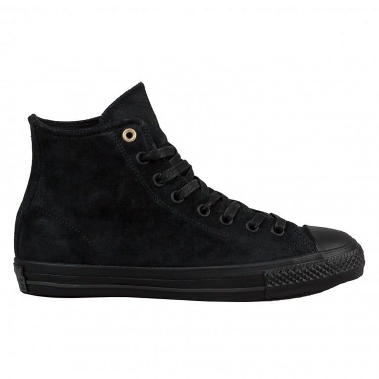 Converse CTAS Pro Hi - Black/Black