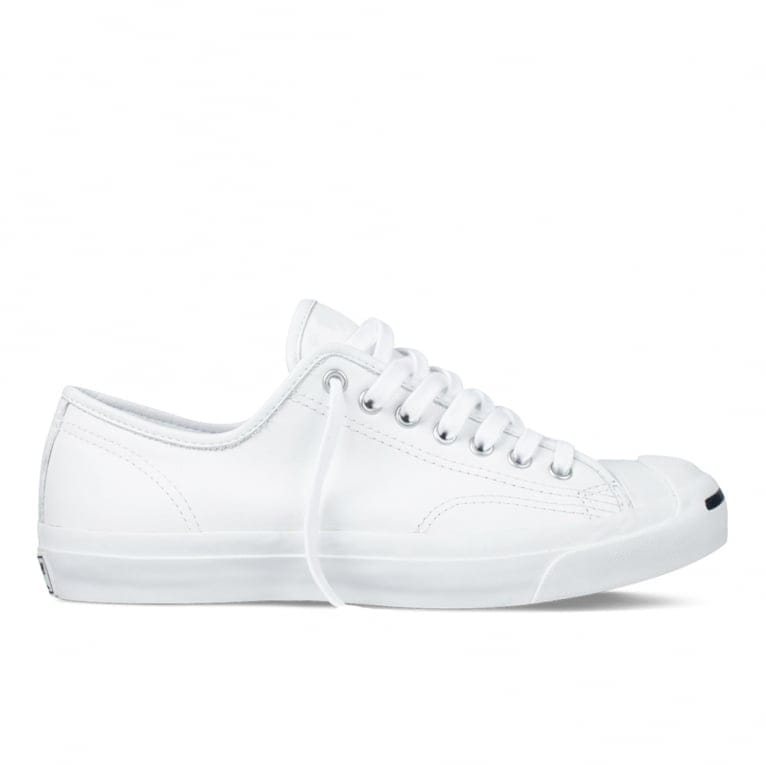 Converse Jack Purcell - White/Navy