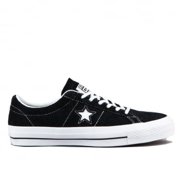 One Star OX - Navy/White