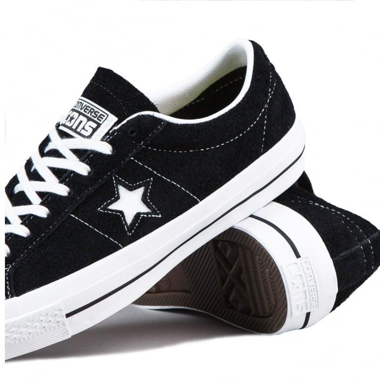 Converse One Star OX - Navy/White