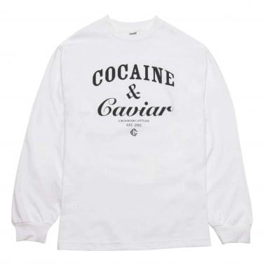 Cocaine Long Sleeve T-Shirt