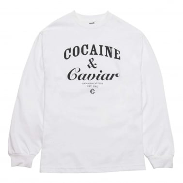 Cocaine Long Sleeve T-Shirt