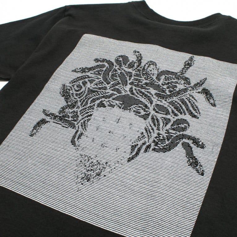Crooks & Castles Crooks 7 Bit T-shirt - Black
