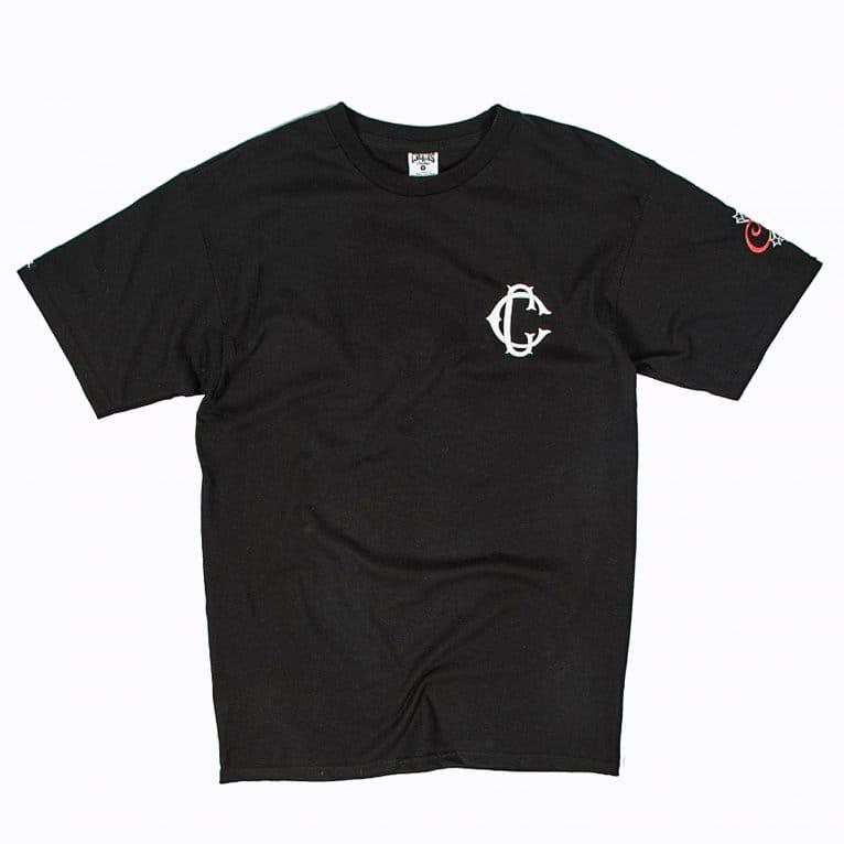 Crooks & Castles Crooks Base T-shirt - Black