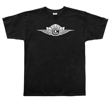 Flight T-shirt - Black