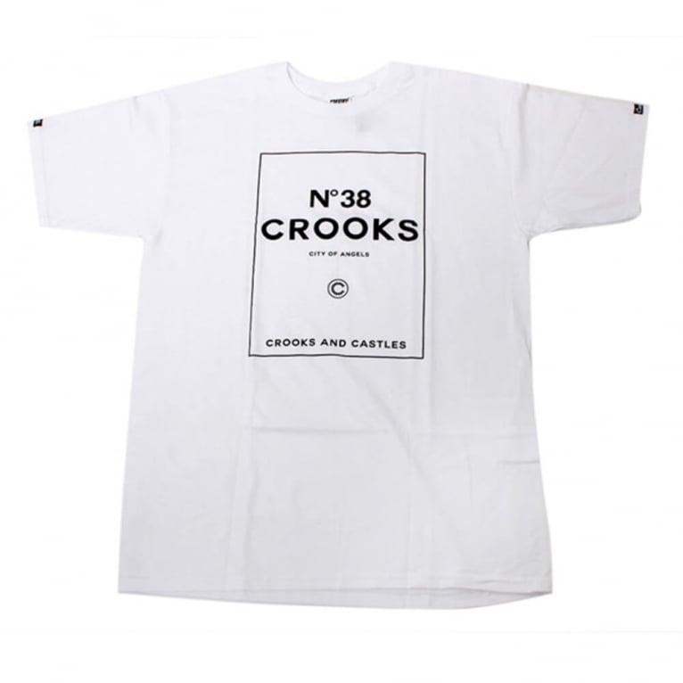 Crooks & Castles No.38 T-shirt