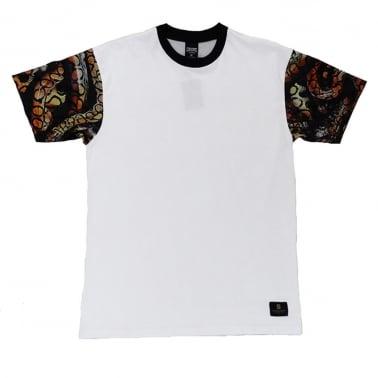 Python T-shirt - White