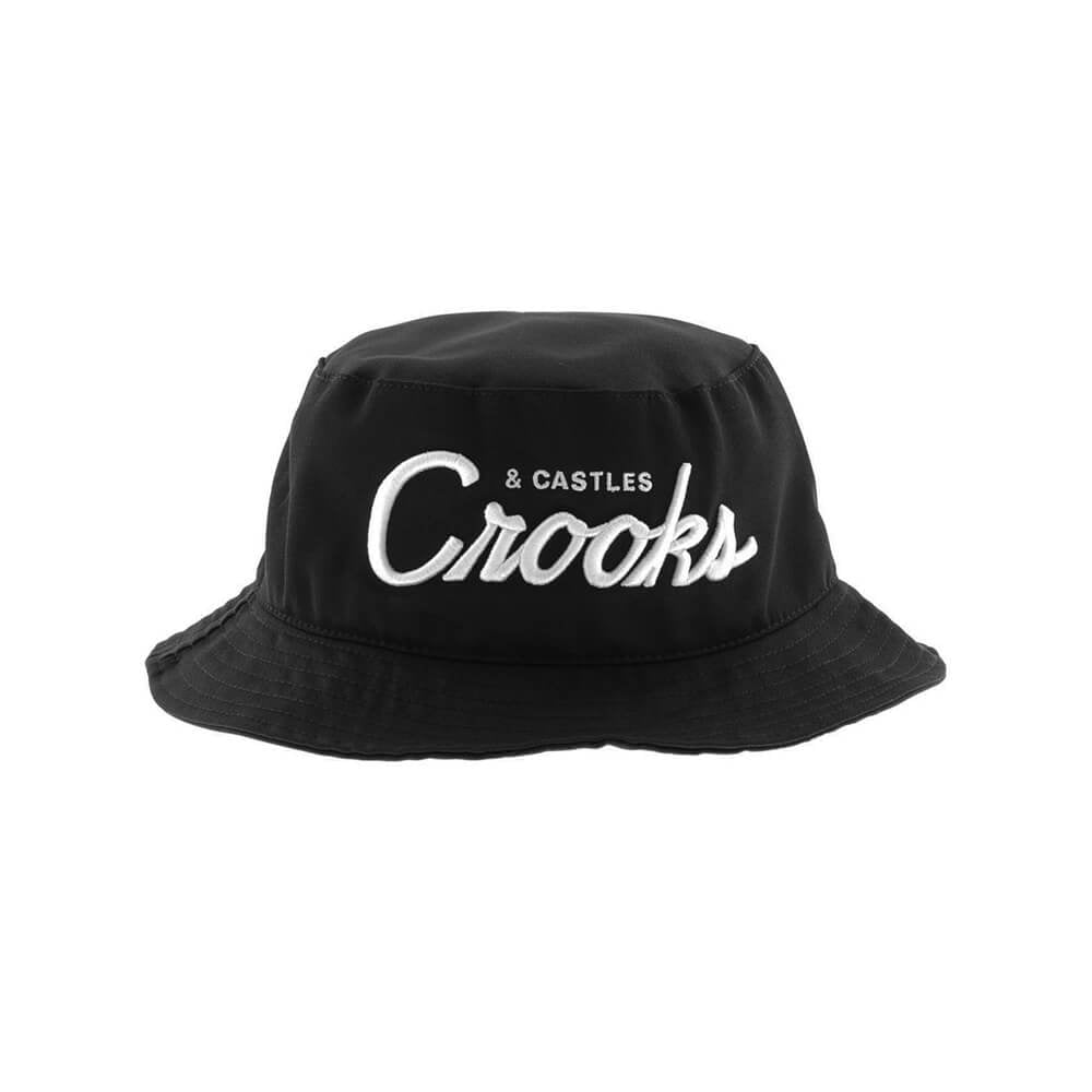 5ceabbfde05b6 Crooks   Castles Team Bucket Black