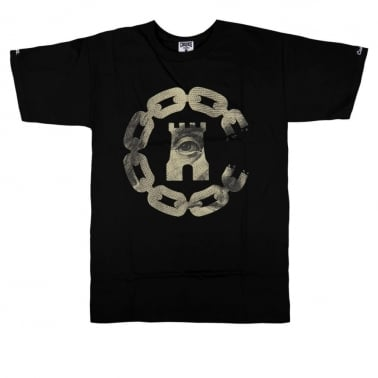 The Currency Chain T-shirt - Black